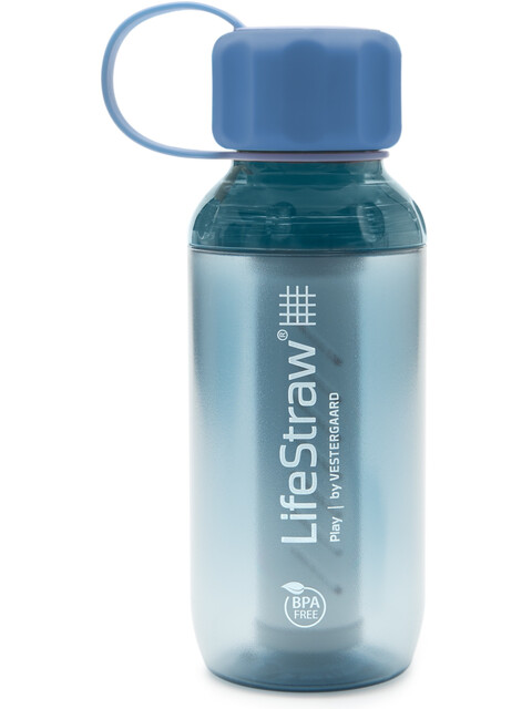LifeStraw Play Drinkfles blauw